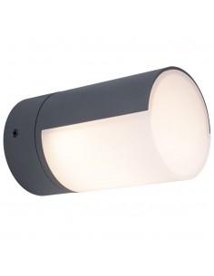 Kinkiet elewacyjny LED Cyra 8W regulowany antracytowy IP54 - Lutec
