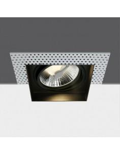Oprawa podtynkowa regulowana Limani czarna 51110ATR/B ES111 - OneLight