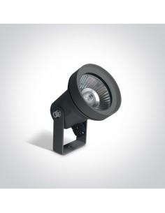Lampa ogrodowa spot Katalima antracytowa regulowana IP65 67196BG/AN - OneLight
