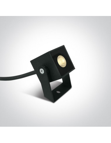 Lampa ogrodowa Vanzone antracytowa 7052B/AN/W - OneLight