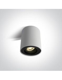 Tuba natynkowa 1 punktowa Nemea regulowana biała GU10 12105Y/W - OneLight