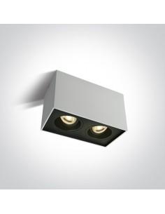 Oprawa regulowana Karlowasi 2 punktowa tuba biała 12205YA/W - OneLight