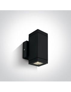 Kinkiet elewacyjny IP54 Avoros K2 czarny 2 punktowy 67130A/B - OneLight