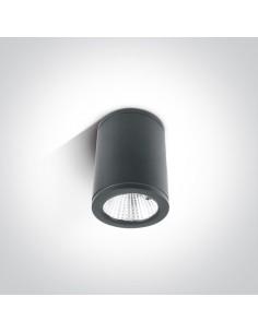 Oprawa zewnętrzna sufitowa LED Modi IP54 antracyt 67138C/AN/W - OneLight
