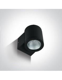 Kinkiet elewacyjny LED 8W Mavrogeia IP54 czarny 67138E/B/W - OneLight