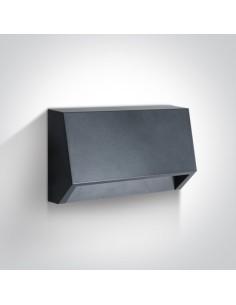 Oprawa elewacyjna LED 1W Diminio antracyt IP65 67386A/AN/W - OneLight