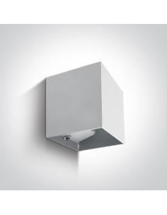 Kinkiet elewacyjny 2 punktowy LED Rozena biały IP54 67398C/W/W - OneLight