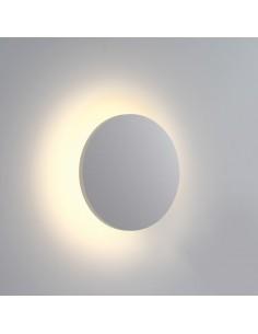 Oprawa elewacyjna LED biała Fares 7W IP54 67450/W/W - OneLight