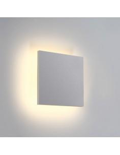 Oprawa elewacyjna LED biała 7W Prevedos IP54 nowoczesna 67450A/W/W - OneLight