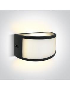 Kinkiet elewacyjny LED Smila 10W IP54 antracyt 67474B/AN/W - OneLight