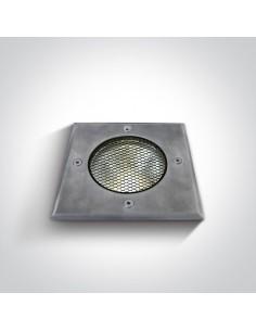 Oprawa najazdowa gruntowa LED 20W Vorio IP67 stal nierdzewna 69050A/W - OneLight