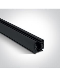 Szynoprzewód 3-fazowy 2m czarny kwadratowy 40002A/B - OneLight
