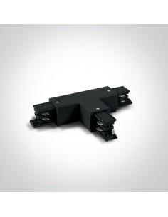 Łącznik typ T czarny do szynoprzewodu 41016A/B - OneLight