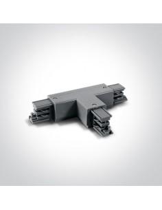 Łącznik do szynoprzewodu typ T szary 41016A/G - OneLight
