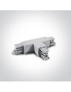 Łącznik do szynoprzewodu biały typ T 41016A/W - OneLight