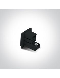 Zatyczka do szynoprzewodu zakończenie czarne zaślepka 41022A/B - OneLight