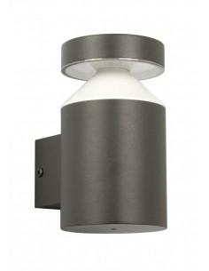 Kinkiet elewacyjny LED IP54 Delta antracyt DL-K100 - Su-ma