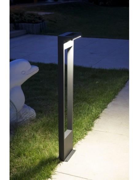 Lampa ogrodowa stojąca regulowana LED Rota IP54 antracyt RT-780 - Su-ma