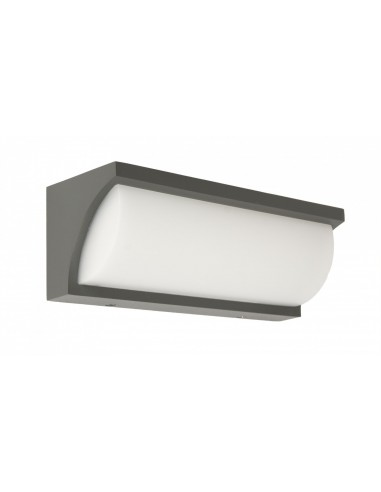 Kinkiet elewacyjny LED Mona IP65 13W antracyt MN19301 - Su-ma