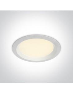 Oprawa podtynkowa LED Drymi IP44 biała okrągła 10120UV/W - OneLight