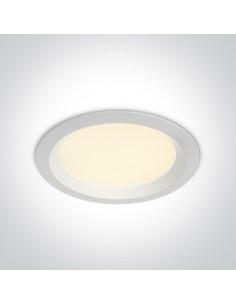 Oprawa podtynkowa LED Ennato IP44 szczelna biała 10130UV/W - OneLight