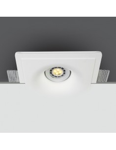 Oprawa podtynkowa regulowana GU10 Jerasa wpust biały 11105GT5 - OneLight