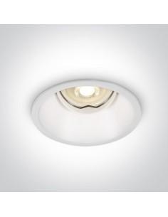 Oprawa podtynkowa regulowana oczko Limnatis wpust biały 11105TG/W - OneLight