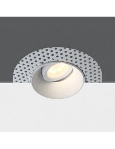 Oprawa podtynkowa regulowana Cholargos okrągła biała GU10 11105UTR/W - OneLight