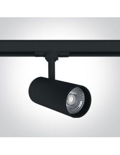 Triora LED oprawa do szynoprzewodu 3f 20W 3000K 65642BT/B/W - OneLight