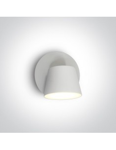 Kinkiet regulowany LED Mastro biały 6W 1 punktowy 65740/W/W - OneLight