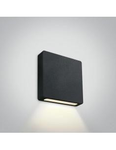 Oprawa schodowa elewacyjna 2W Stavri LED czarna IP65 68074A/B/W - OneLight