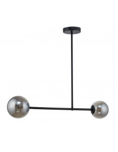 Lampa sufitowa nowoczesna Roma 2 szklane kule 32085 - Sigma