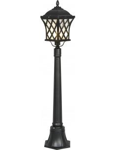 Lampa stojąca ogrodowa Tay czarna latarnia 5294 - Nowodvorski