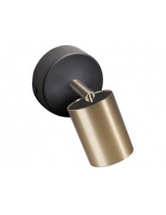 Kinkiet regulowany 1 punktowy Eye brass mosiądz tuba 8816 - Nowodvorski