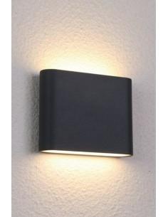 Oprawa elewacyjna LED 2 punktowa Semi IP54 6775 - Nowodvorski