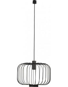Lampa wisząca loftowa druciana Allan czarna 6941 - Nowodvorski