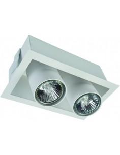 Oprawa podtynkowa Eye mod 2 regulowana biała GU10 8938 - Nowodvorski