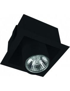 Oprawa podtynkowa regulowana Eye mod GU10 czarna 8937 - Nowodvorski