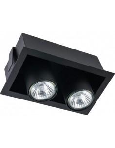 Oprawa podtynkowa regulowana Eye mod gu10 czarna 8940 - Nowodvorski
