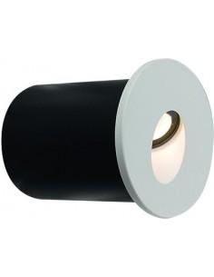 Oprawa schodowa Oia LED biała okrągła 9103 - Nowodvorski