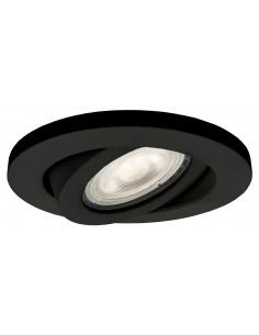 Oczko podtynkowe Lagos ruchome czarne LP-440/1RS BK movable - Light Prestige