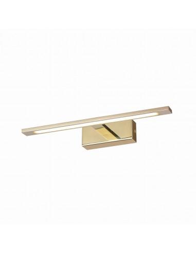 Isla kinkiet łazienkowy złoty średni IP44 3000K GS-LWB-12W/3 GOLD - Light Prestige