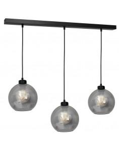 Sofia lampa wisząca 3 punktowa dymiona MLP65800 - Milagro