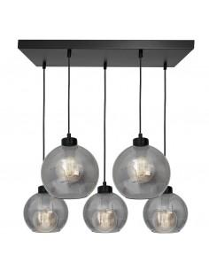 Sofia lampa wisząca 5 punktowa dymiona MLP6591- Milagro