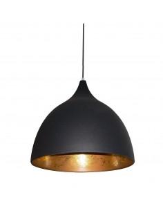 Marco lampa wisząca czarno złota TS-101015P-BKGO - Zuma Line