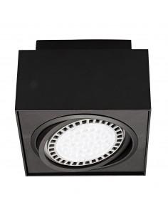 Boxy CL downlight regulowany ES111 czarny 20074-BK - Zuma Line