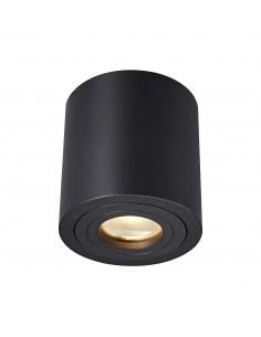 Rondip tuba łazienkowa IP44 czarna ACGU10-159 - Zuma Line