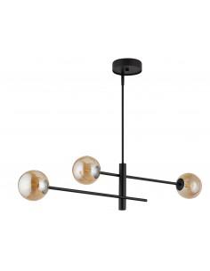 Oro lampa sufitowa bursztynowe kule 32075 - Sigma