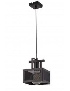 Albert lampa wisząca 1 punktowa metalowa czarna 32177 - Sigma