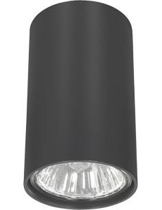Eye tuba 1 punktowa grafitowa 5256 - Nowodvorski